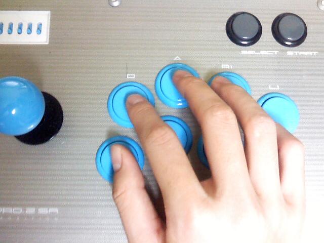 鉄拳 ボタン同時押しの優先度のルールを使って複合入力を活用しよう、編